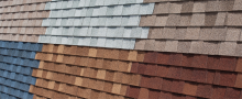 Composite Asphalt Shingles 220x90 Tile vs. Shingle Roof!