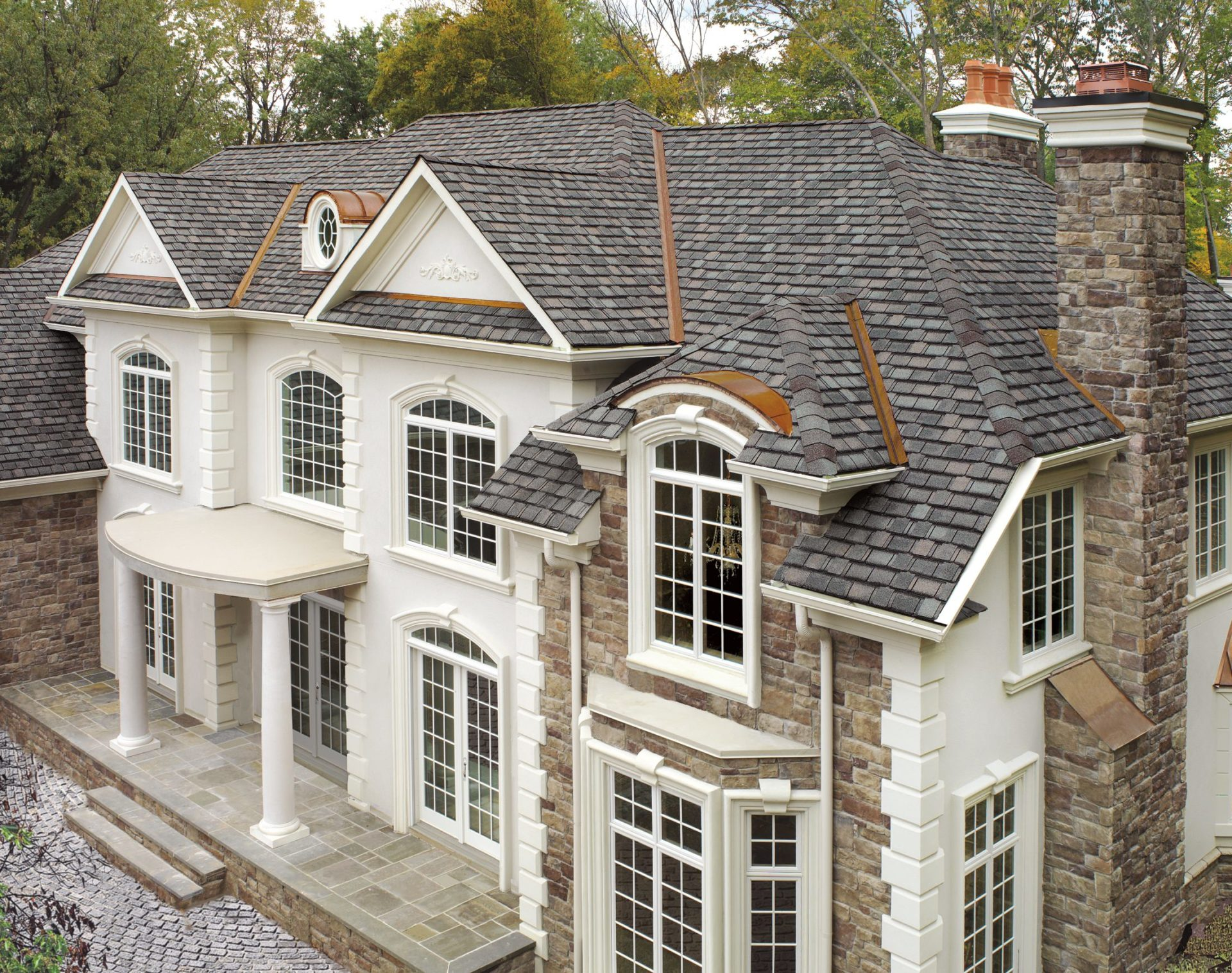 Gaf Camelot Williamsburg Slate Brinkmann Quality Roofing
