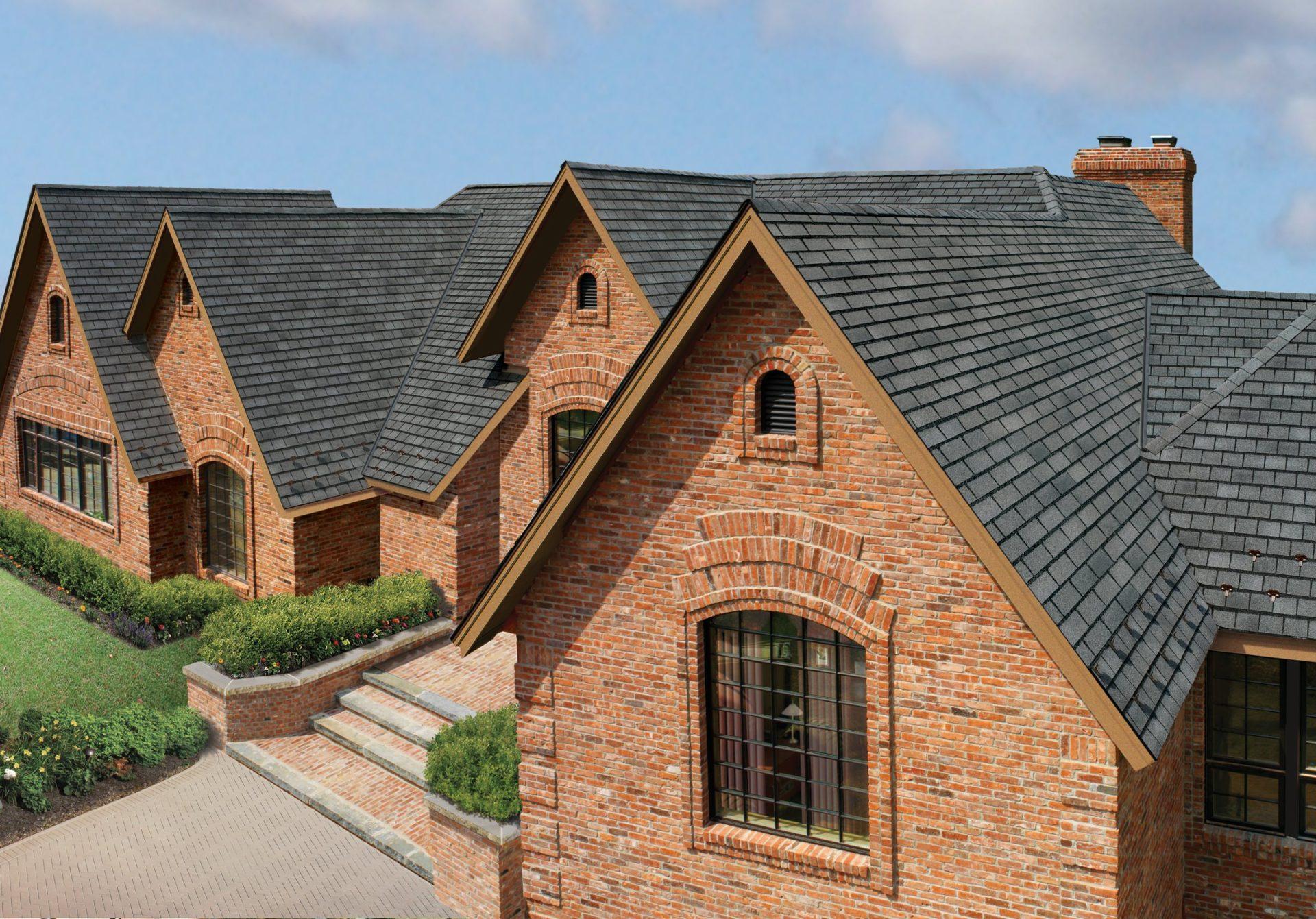 Gaf Slateline Antique Slate Brinkmann Quality Roofing