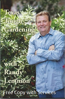 RandyXLemmonXBookXwithXservicesjpg Texas Tough Gardening with Randy Lemmon