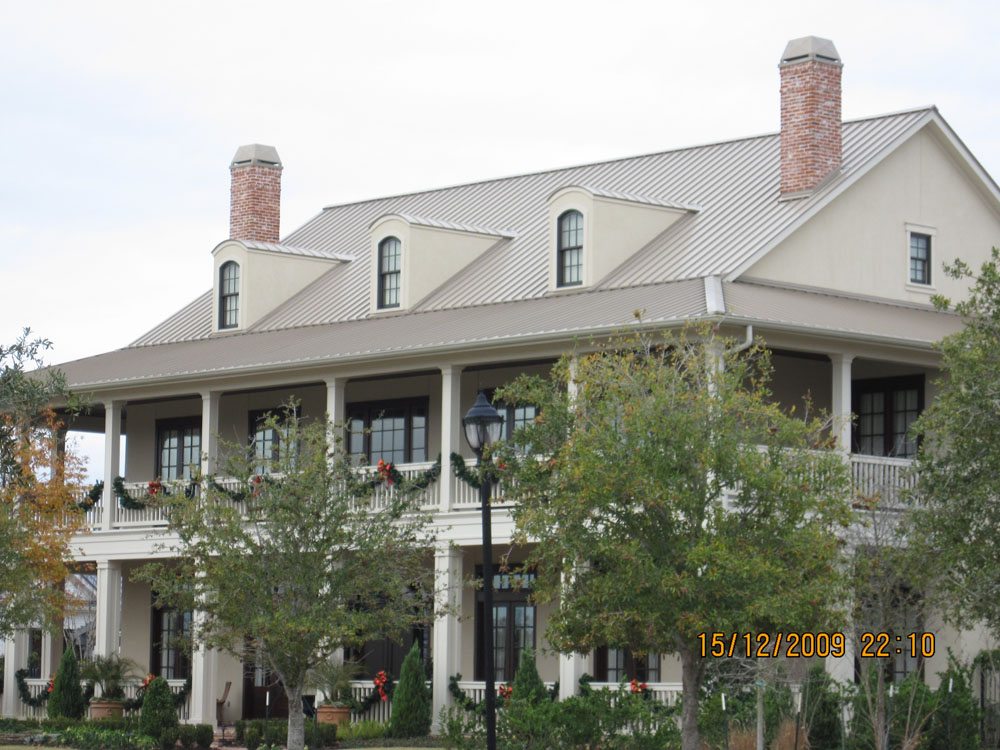 Standing Seam Brinkmann Quality Roofing Services