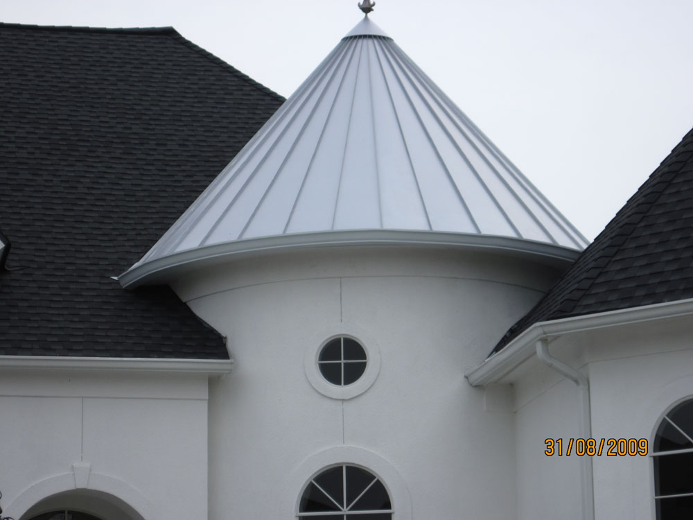 Standing Seam Cone Brinkmann Quality Roofing Services