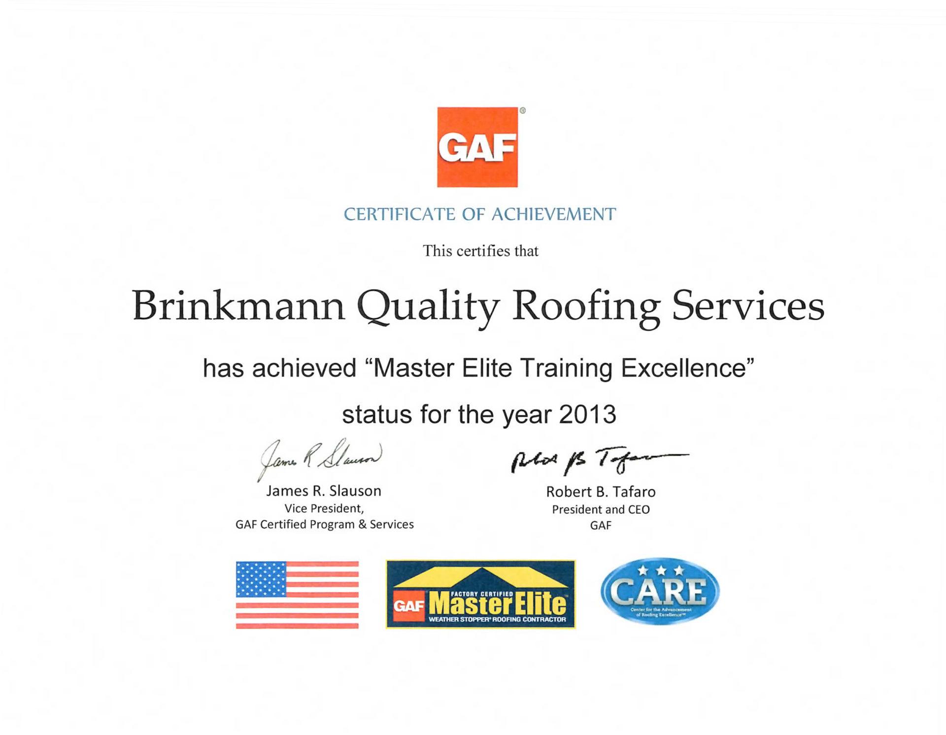 Master Elite Training Excellence