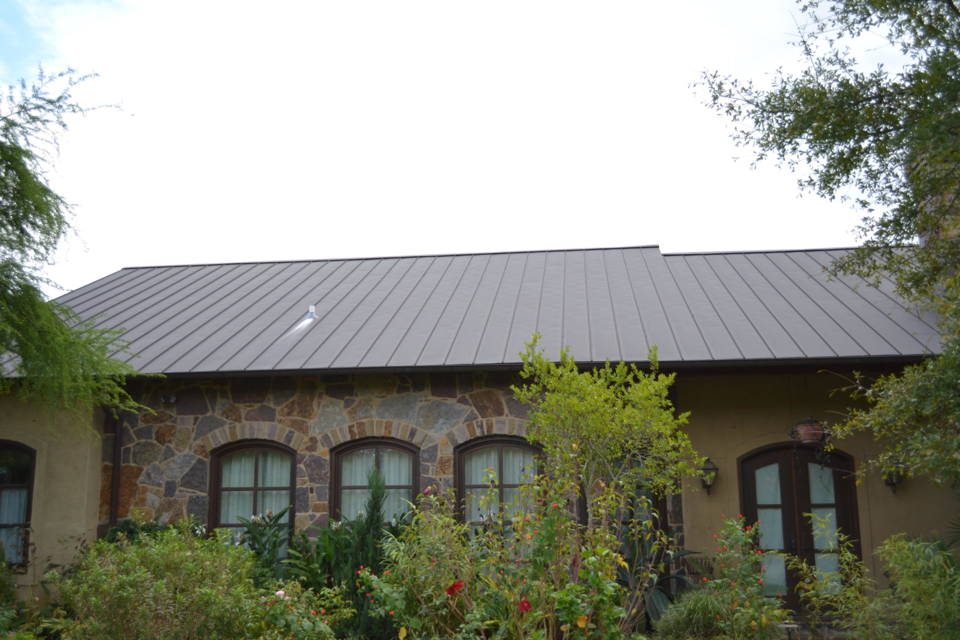 Copper Standing Seam 4 Years Old Brinkmann Quality