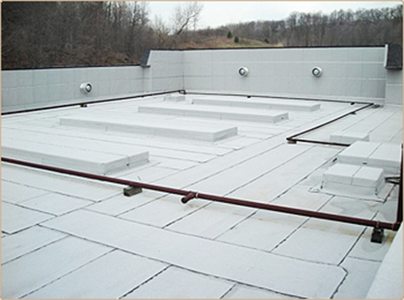 Flat Tpo Brinkmann Quality Roofing Services