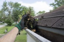 roof maintenance 1 220x147 5 Steps for Maintaining Your Roof!
