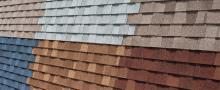 Composite Asphalt Shingles 220x90 Tile vs. Shingle Roof!
