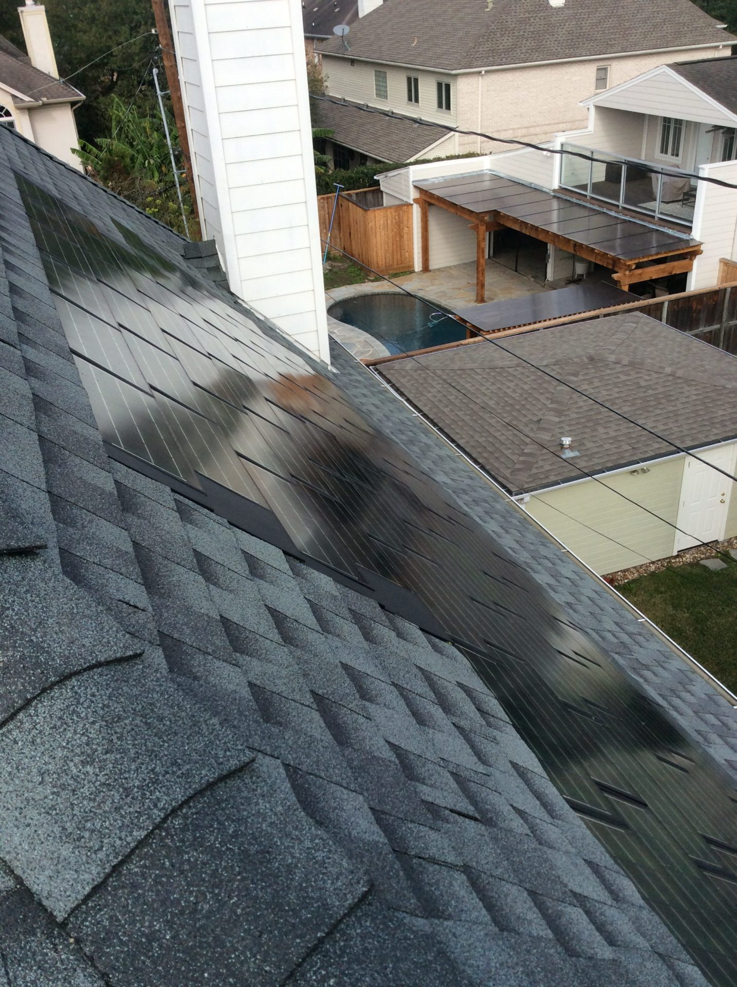 Roofing in Bellaire