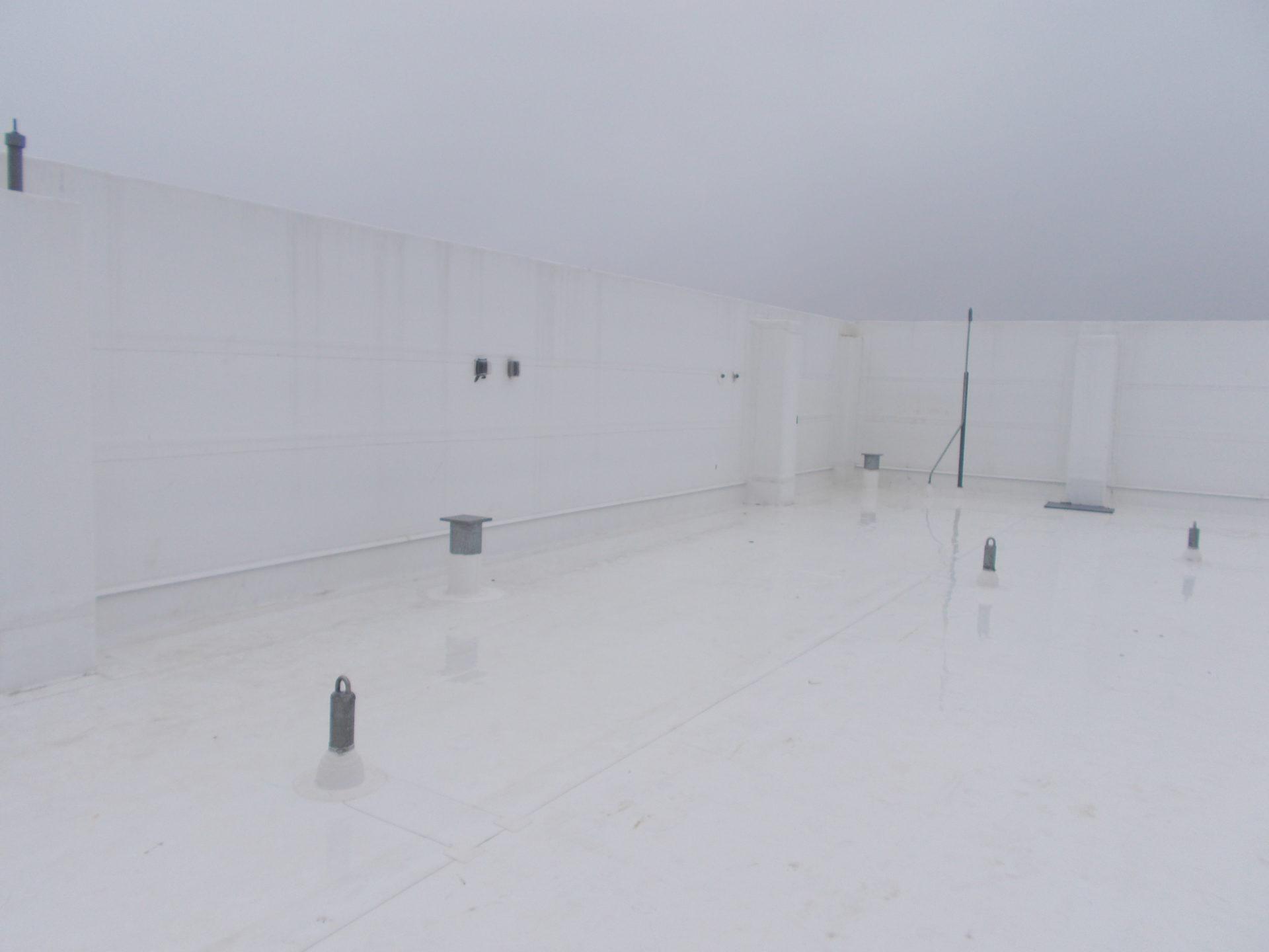 TPO walls