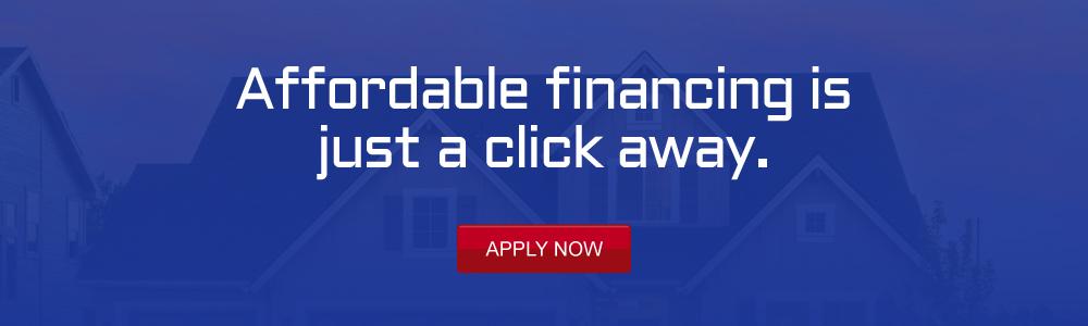 financing banner Financing